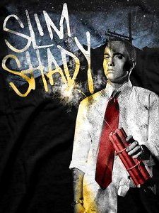 "Eminem ""Slim Shady"" T-Shirt"