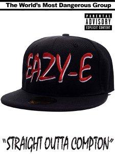 Eazy-E Logo Snapback Cap