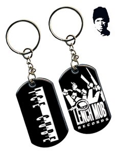 Ice Cube / Da Lench Mob Keychain