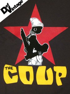[Vintage] The Coup Classic Logo T-Shirt