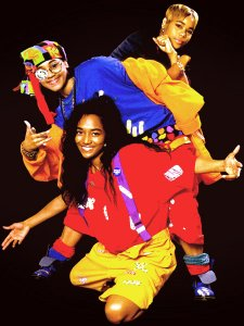 "TLC ""Oooooohhh...On The TLC Tip"" T-Shirt"
