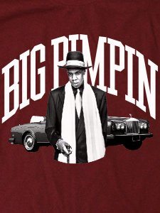 "Stillas ""BIG PIMPIN"" T-Shirt"