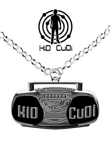 "KID CUDI ""Boombox"" Official Necklace"