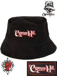 CYPRESS HILL Official Logo Bucket Hat