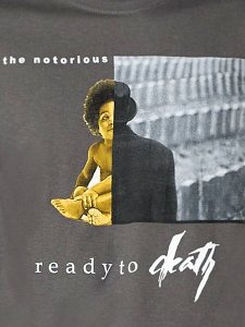 "The Notorious B.I.G. ""Ready To Death"" T-Shirt"
