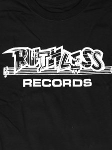 "RUTHLESS RECORDS, N.W.A. ""RUTHLESS Classic Logo"" T-Shirt"