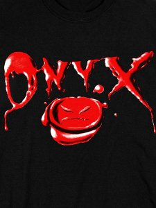 "ONYX ""Blood Logo"" T-Shirt"