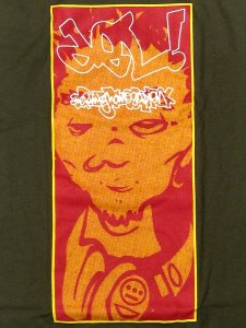 """Hieroglyphics / Del The Funky Homosapien """"CHAR CLASSIC"""" T-Shirt"""