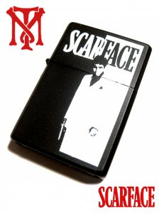 "Scarface ""Shadow Montana"" Official Lighter"