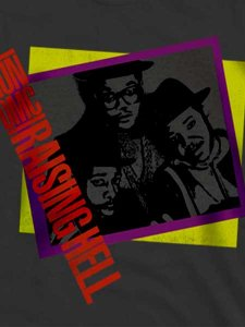 "Run DMC ""Raising Hell"" T-Shirt"