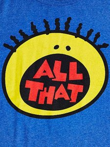 """ALL THAT"" Classic Logo T-Shirt"