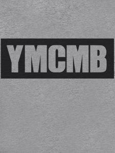 YMCMB LOGO Official T-SHIRT