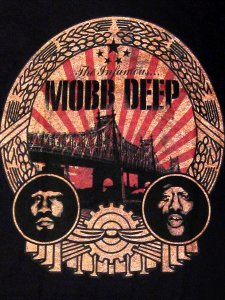 "MOBB DEEP ""MEN IN CREST"" T-Shirt"