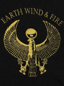 Earth Wind & Fire Logo T-Shirt