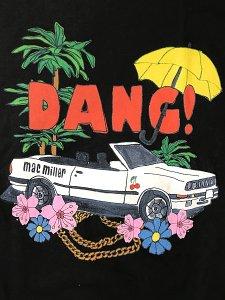 """Mac Miller """"DANG""""  Official T-Shirt"""