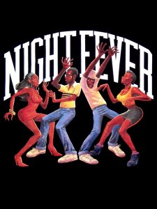 "Stillas""NIGHT FEVER""Champion T-Shirt"