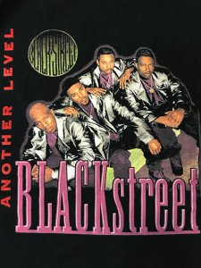 "BLACKSTREET ""Another Level"" Vintage Style T-Shirt"