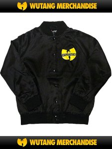 "Wu-Tang Clan Official ""36 Chamber"" Satin Jacket"