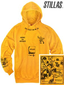 "Stillas ""Shaolin City"" P/O Hoody"