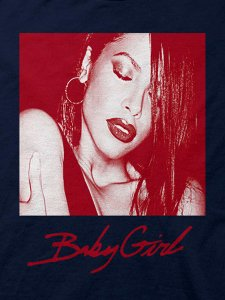"Aaliyah ""BABY GIRL"" Official T-Shirt"