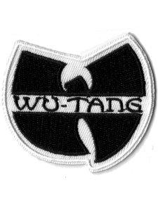 Wu-Tang Clan Classic Logo Patch