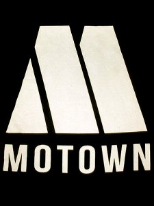 MOTOWN Records Official Vintage Logo T-Shirt
