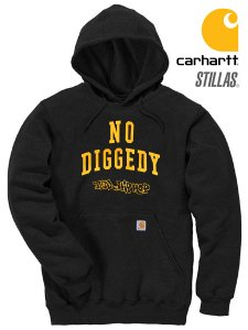 "Stillas ""NO DIGGEDY"" Carhartt Workwear PO Hoodie"