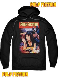 "Pulp Fiction ""Vintage Poster Art"" Official Hoodie"