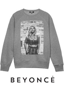 "Beyonce ""Brick Wall"" Official Crew Neck Sweat"
