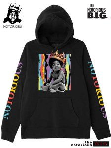"Notorious BIG ""BIGGIE BABY"" Official Hoodie"