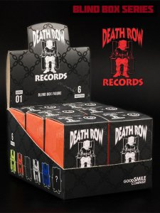 Death Row Records Blind Box Figure