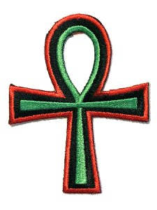 AFRICAN ANKH Patch
