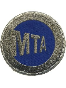 MTA Circle Patch