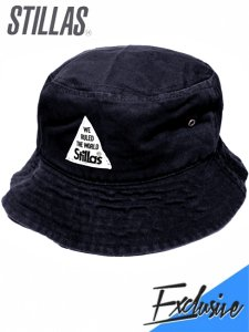 "Grope In The Dark Exclusive ""Stillas"" Bucket Hat"