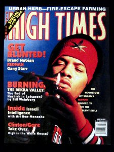"REDMAN  ""High Times"" T-Shirt"