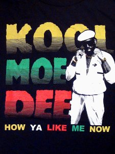 "Kool Moe Dee ""How Ya Like Me Now"" Official T-Shirt"