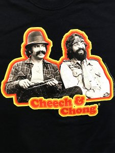 "Cheech and Chong ""Rainbow"" T-Shirt"