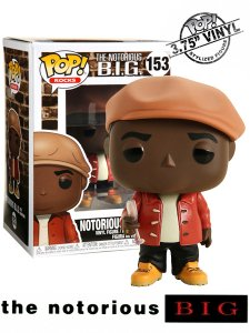 【EXCLUSIVE】Funko POP! The Notorious B.I.G. (Biggie Smalls)