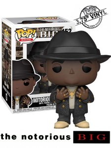 Funko POP! The Notorious B.I.G. (Biggie Smalls)
