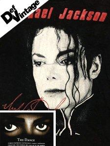 【Def Vintage】 Michael Jackson