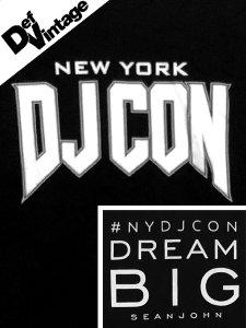 【Def Vintage】 NY DJ Con