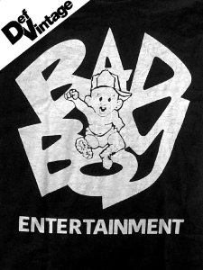 【Def Vintage】 BAD BOY Entertainment
