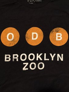 "Ol' Dirty Bastard ""O.D.B. BROOKLYN ZOO"" Official T-Shirt"