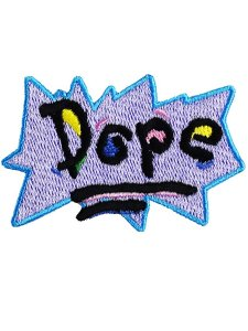 90's Dope Patch