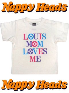 Louis Mom Loves Me / KIDS Tee