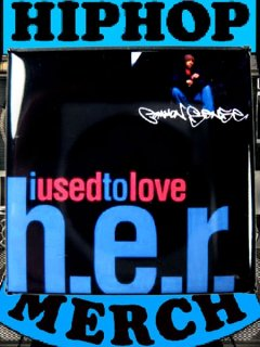 "Common ""I Used  To Love Her"" Can Badge"