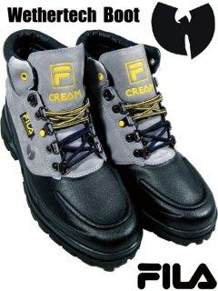 """FILA×Wu-Tang """"Wethertech Boot"""""""