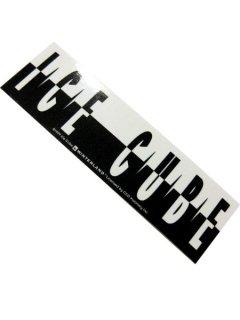 """Ice Cube """"Predetor"""" Logo Sticker"""