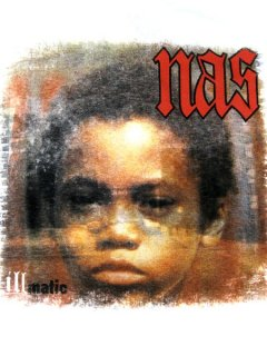 "Nas ""Illmatic"" Official T-Shirt"