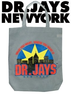 """DR. JAYS NEW YORK"" Ecology Bag"